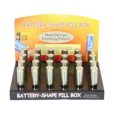 🧐 Stash batterij Smartific 8717624211126