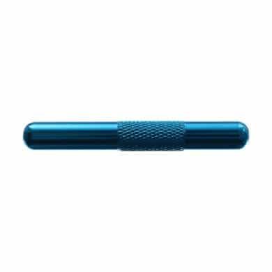 🧐 Aluminium Blauwe Snuifbuis Smartific 8717624212598