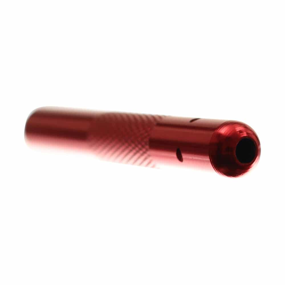 🧐 Aluminium Roode snuifbuis Smartific 8717624212604