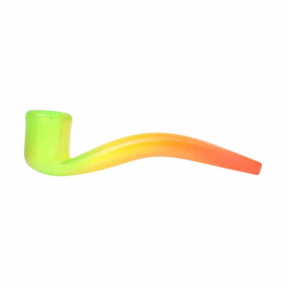 🧐 Gekleurde glazen pijp Smartific 8717624215094