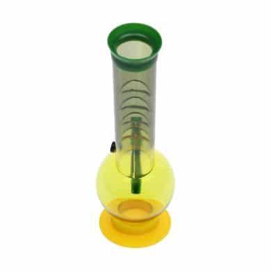 🧐 Medium acryl Rasta Bong Smartific 8718053625881