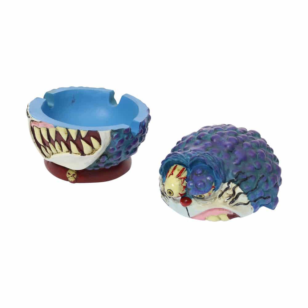 🧐 Monster Cat blauwe asbak Smartific 8718053639710