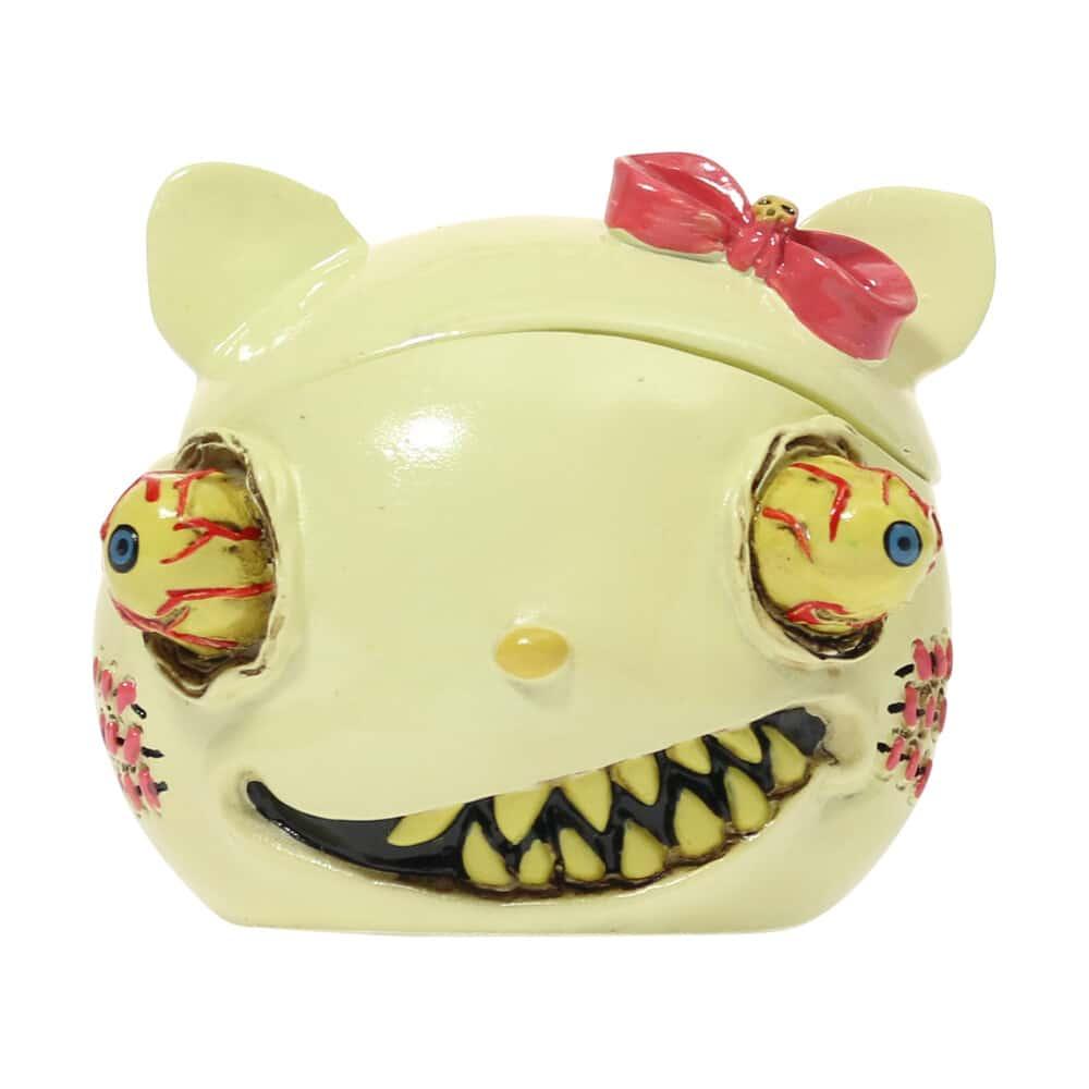 871🧐 Monster Kitty Girl asbak Smartific 87180536397278053639727