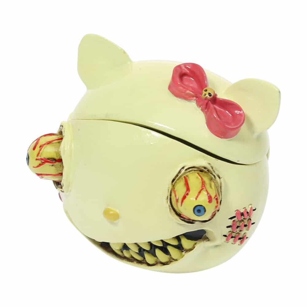 🧐 Monster Kitty Girl asbak Smartific 8718053639727