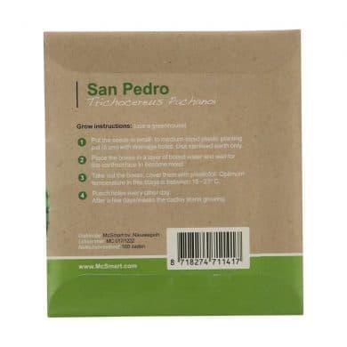 🧐 San Pedro cactus zaden (Trichocereus Pachanoi) Smartific 8718274711417