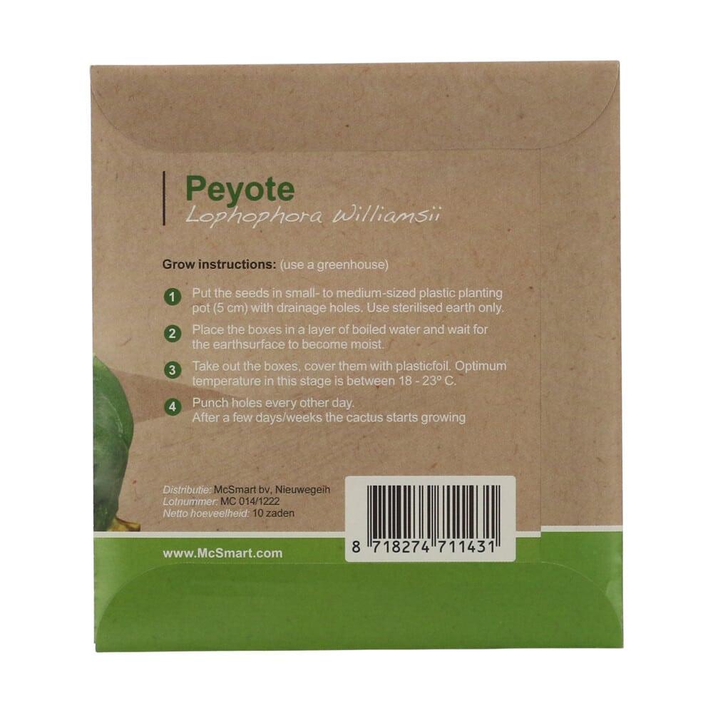 🧐 Peyote Cactus zaden Smartific 8718274711431