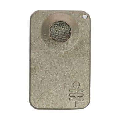 "🧐 Zilveren Palm Leaf ""Creditcard"" Pijp Smartific 8718274713053"