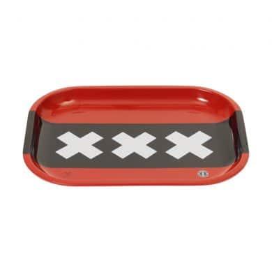 🧐 Amsterdam XXX Klein dienblad van metaal Smartific 8718274713626