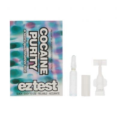 🧐 EZ-test voor zuiverheid van cocaïne Smartific 8718403560619