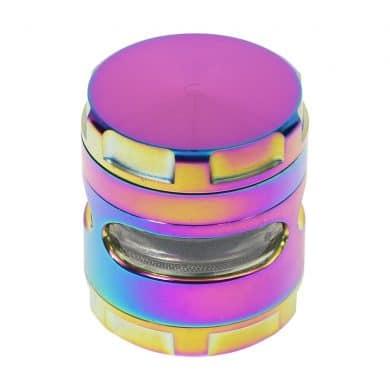? Basic aluminium grinder Smartific 9008122311838