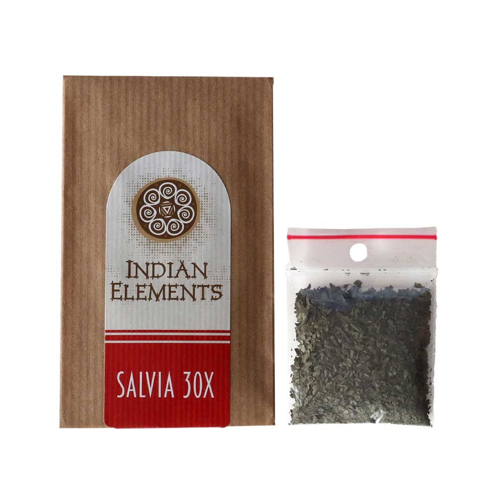 🌿 Indian Elements Salvia Divinorum 30x Extract Smartific 8718274712438