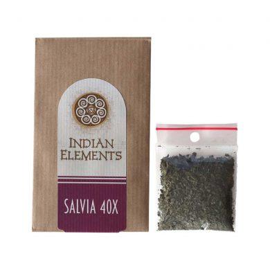 ? Indian Elements Salvia Divinorum 40x Extract Smartific 8718274712445