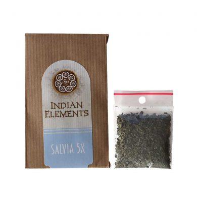 🌿 Indian Elements Salvia Divinorum 5x Extract Smartific 8718274712391