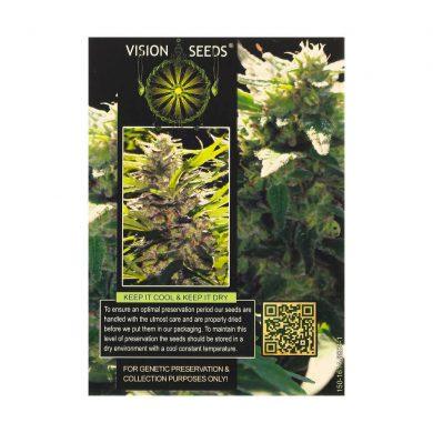 🌿 Vision Seeds Gefeminiseerd Wietzaadjes LA BLANCA GOLD Smartific 2014248/2014247