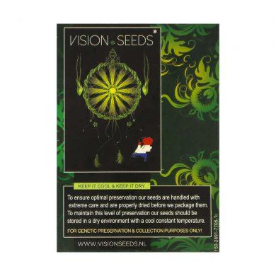 🌿 Vision Seeds Gefeminiseerd Wietzaadjes VISION GORILLA Smartific 2014276/2014275