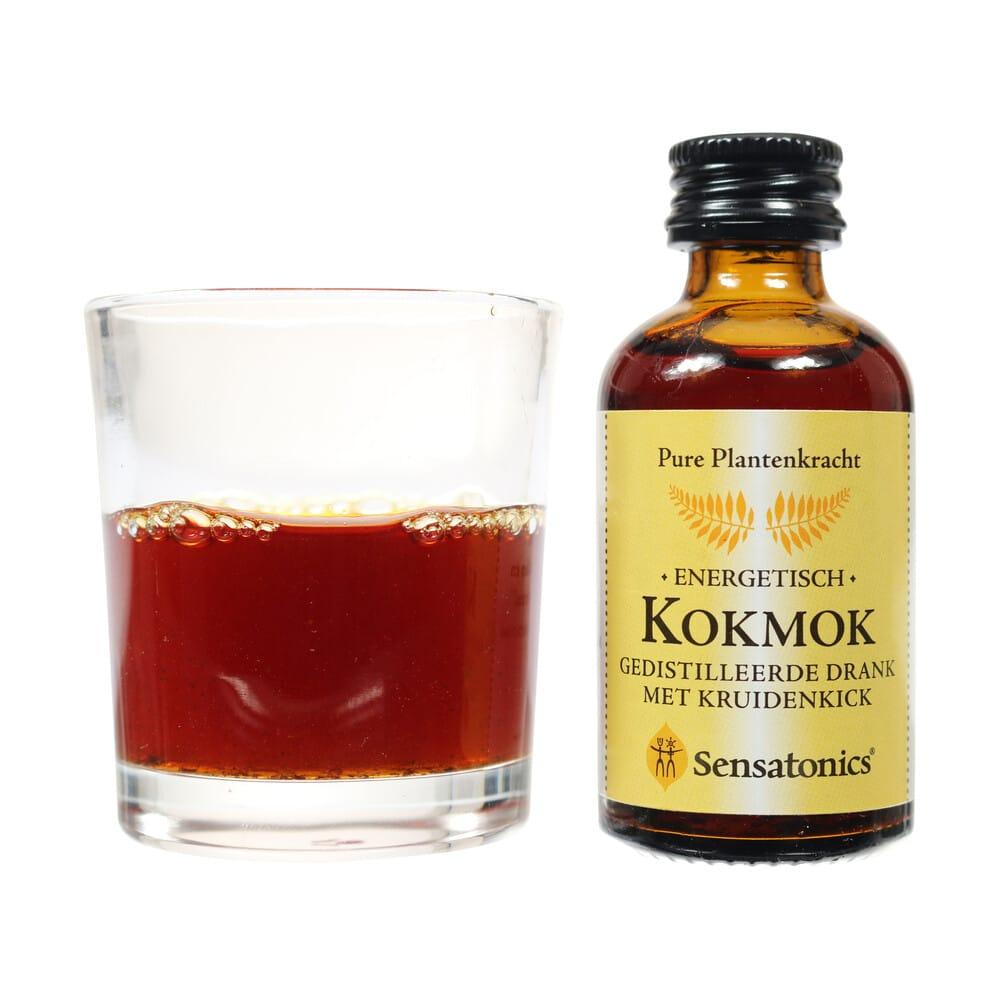 🧐 Kokmok Herbal Energy Shot Smartific 4260041930018