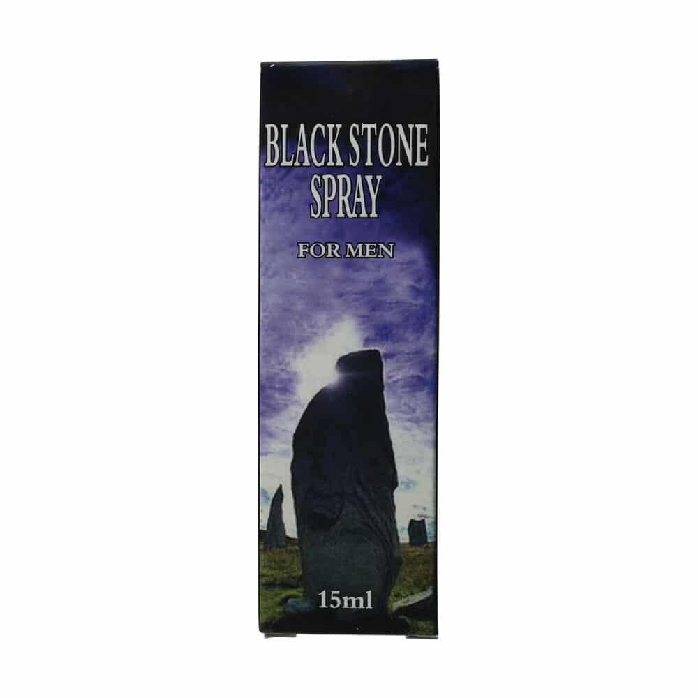 🧐 Black Stone Spray Smartific 8717344170338