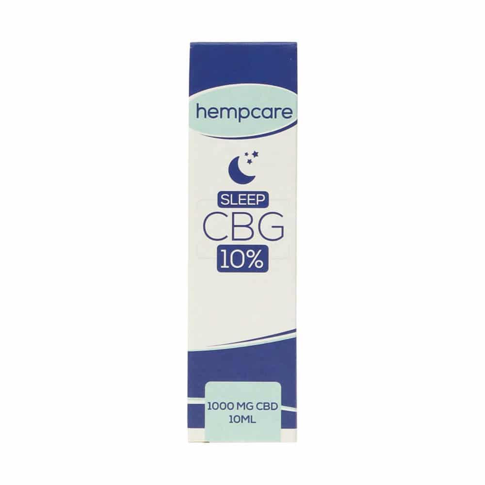 Hempcare Sleep 10% CBG oil 30 ml 8718274713664