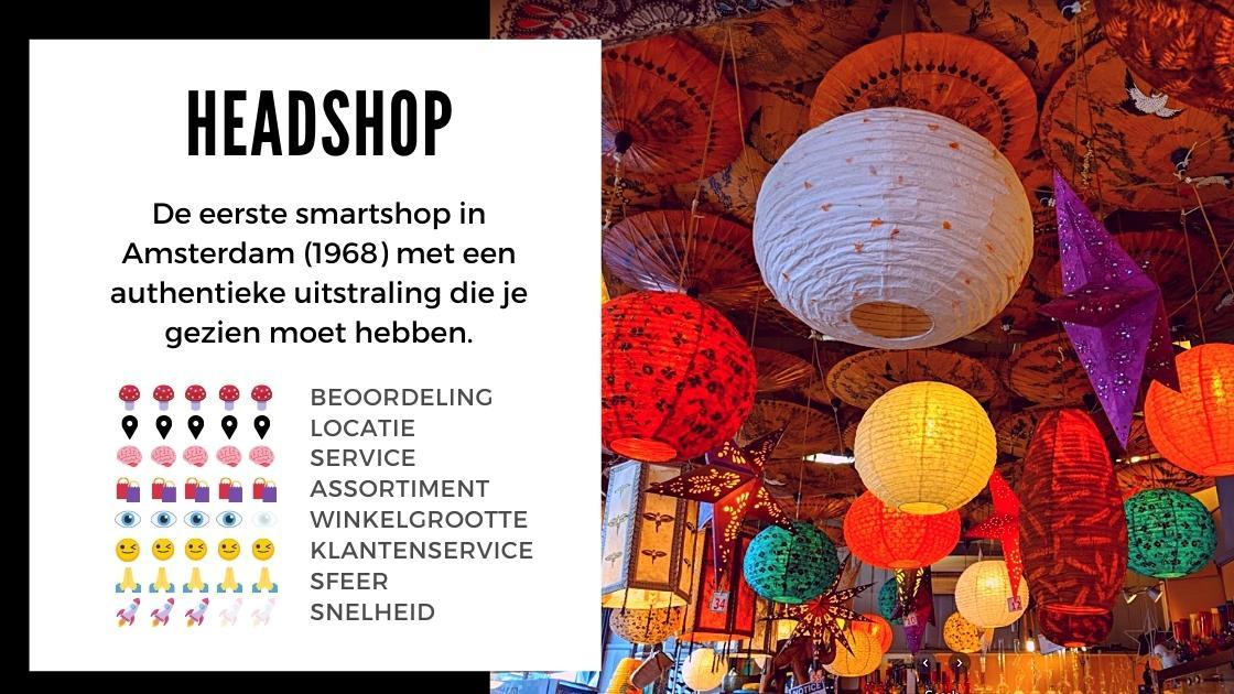 Headshop Smartshop ansterdam review smartific online webshop