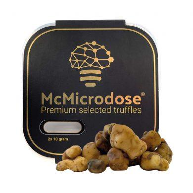 Microdosering Psilocybe Magiche Truffels McMicrodosing Smartific 8718274718362