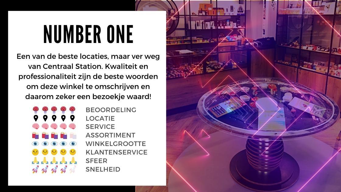 Number One Smartshop ansterdam review smartific online webshop