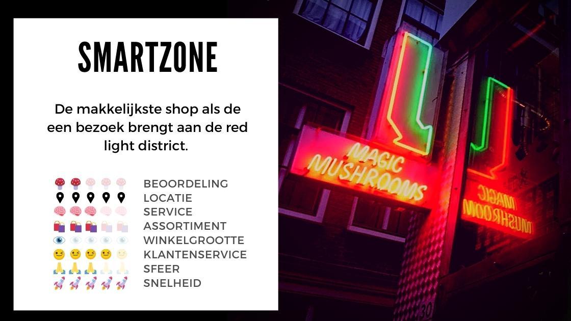 Smartzone Smartshop ansterdam review smartific online webshop