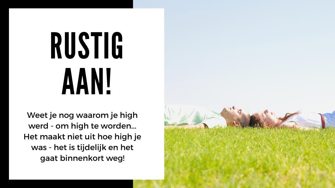 Wat moet je doen als je te high wordt_ - Smartific.nl blog