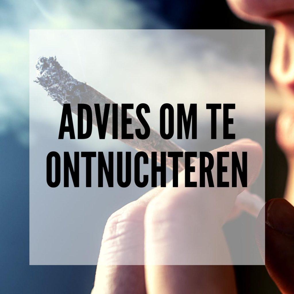 Wat moet je doen als je te high wordt? smartific advies