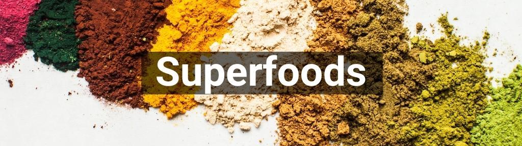 ✅ Alle hoge kwaliteit Superfoods producten van Smartific.nl