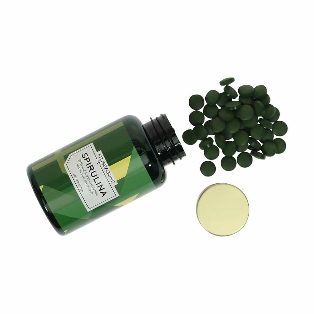 Spirulina supplementen kopen Smartific 8718274718188