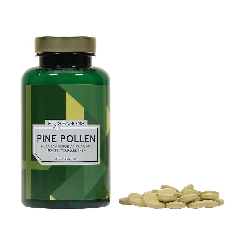 Pine Pollen supplementen kopen Smartific 8718274718195