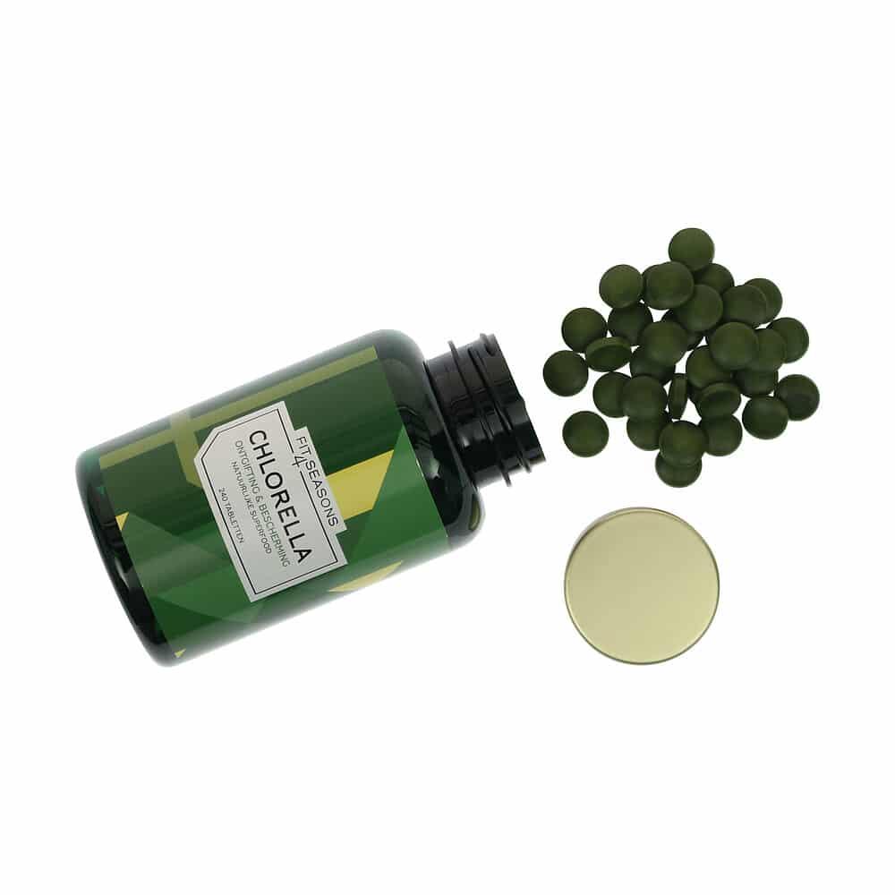 Chlorella supplementen kopen Smartific 8718274718201
