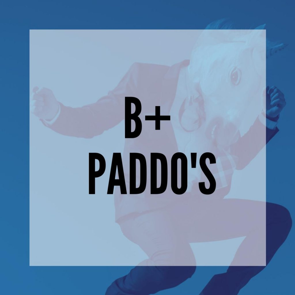 B+ Paddo