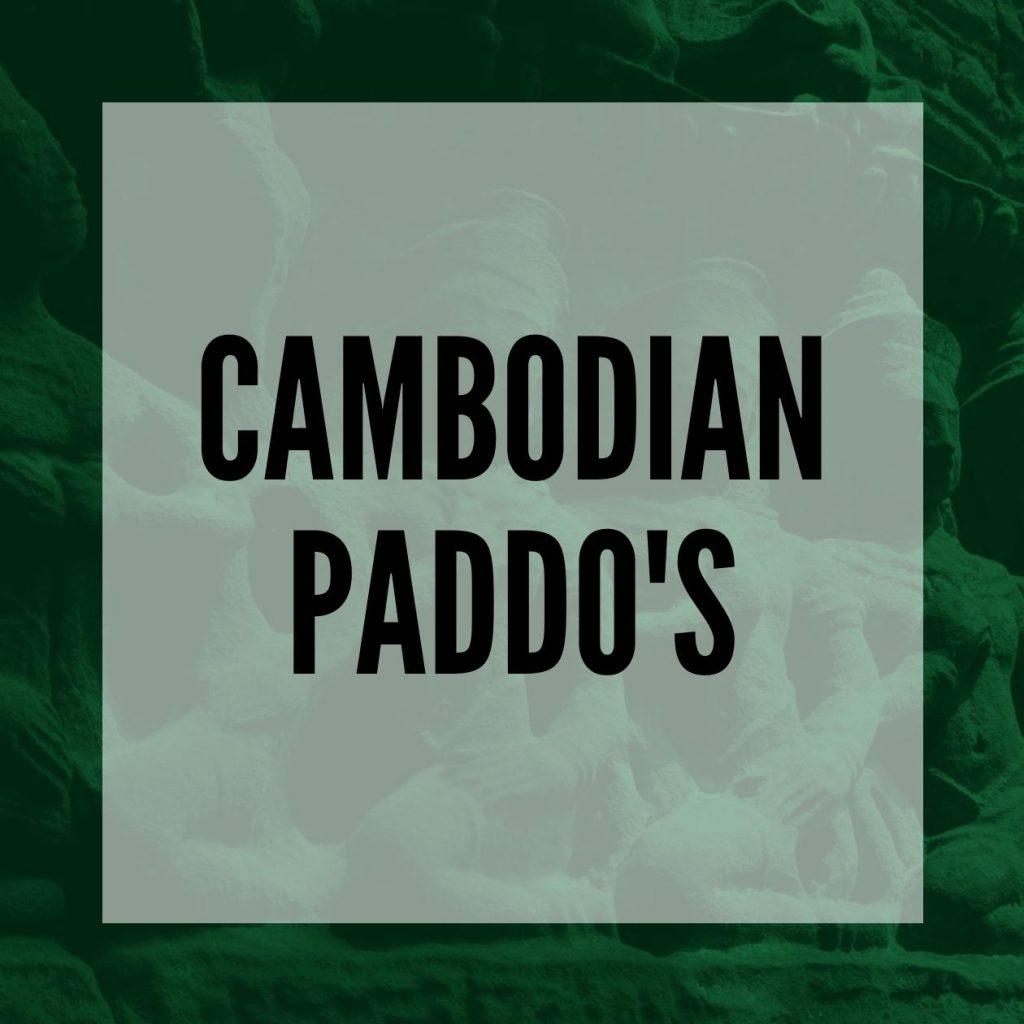 cambodian Paddo