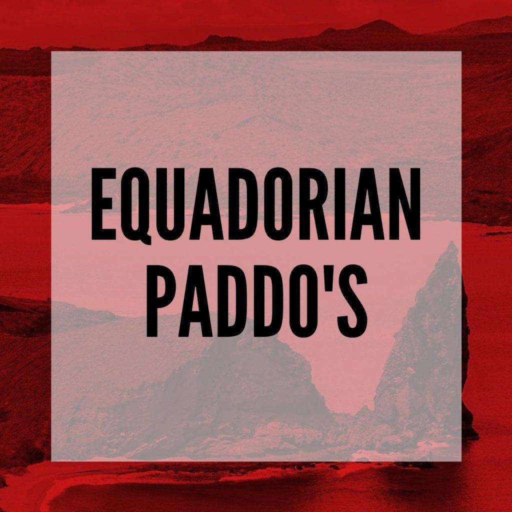 equadorian Paddo