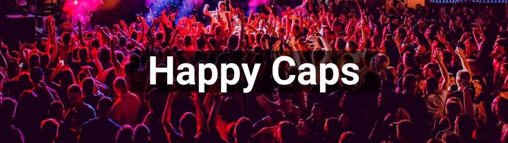 Happy Caps party pillen