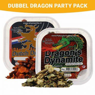 Dubbel Dragon party pack magic truffels