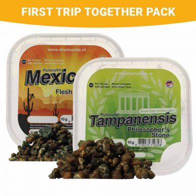 First Trip together pack magic truffels