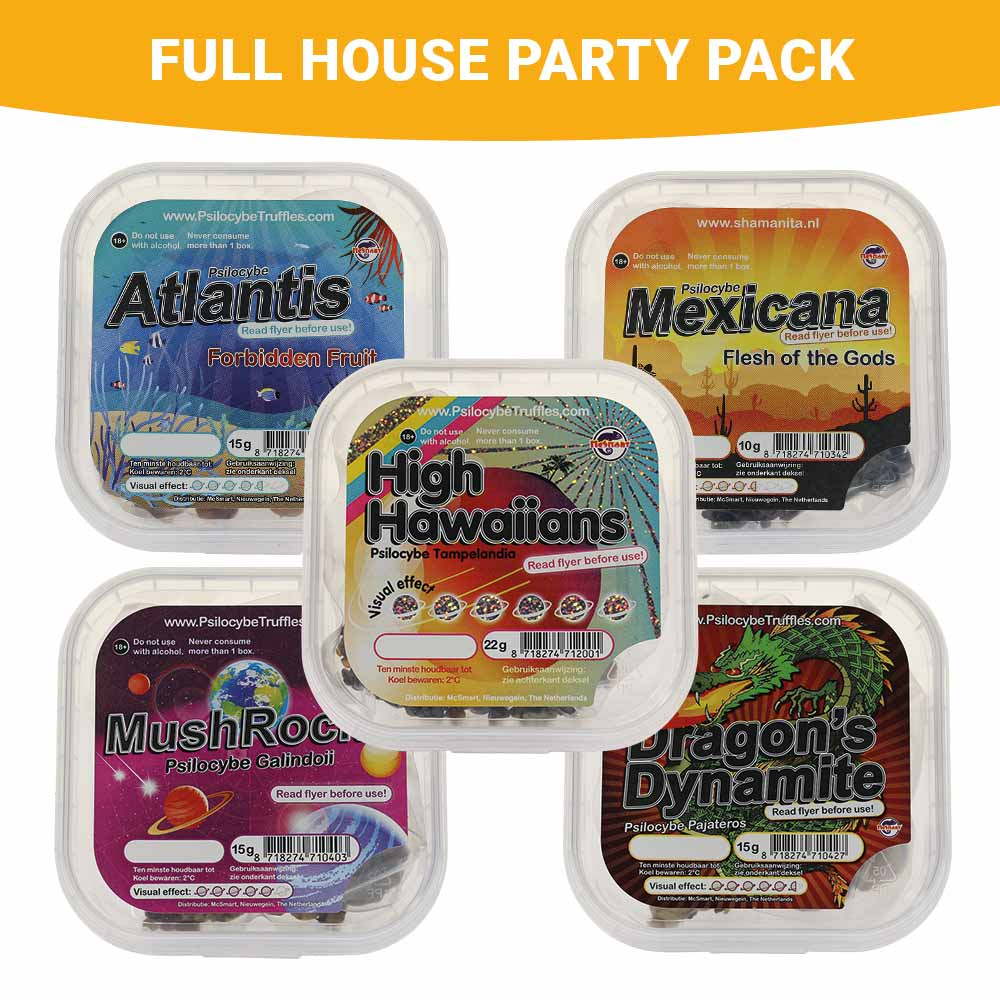 Full House party pack truffels