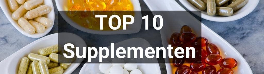 ✅ Top 10 Supplementen van Smartific.nl