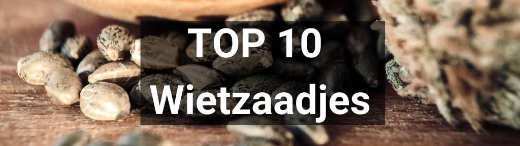 ✅ Top 10 wietzaadjes van Smartific.nl