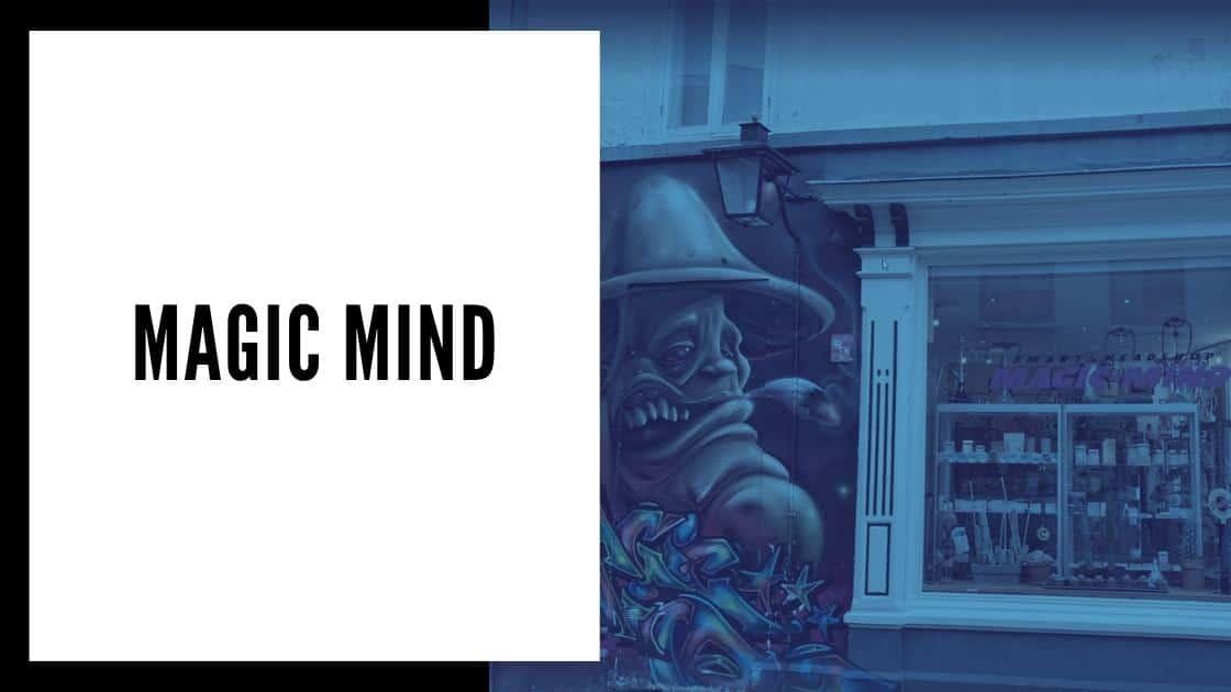 Magic Mind smartshop Utrecht