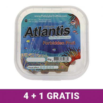 Atlantis Magic Truffels 4+1 gratis