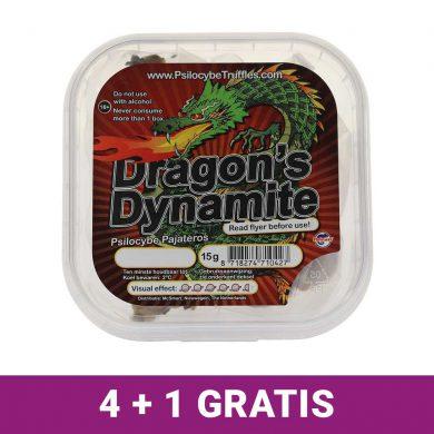 Dragon's Dynamite 4+1 gratis