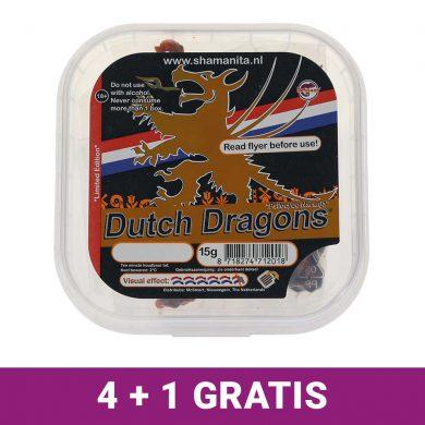 Dutch Dragons magic truffels 4+1 gratis