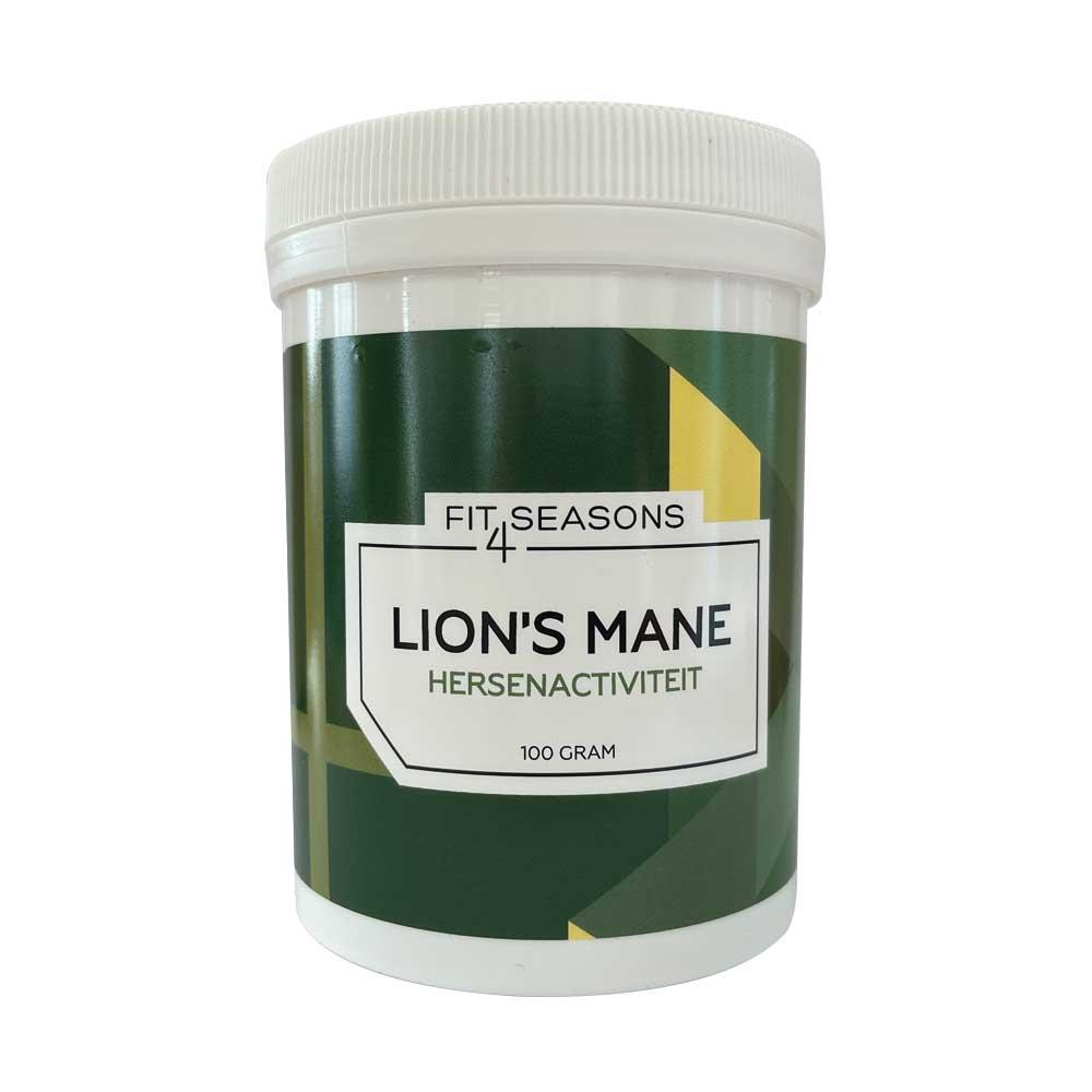 Lion's Mane poeder