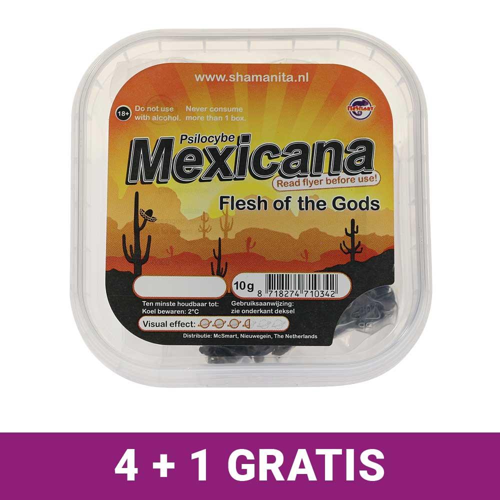 Mexicana Magic Truffels 4+1 gratis