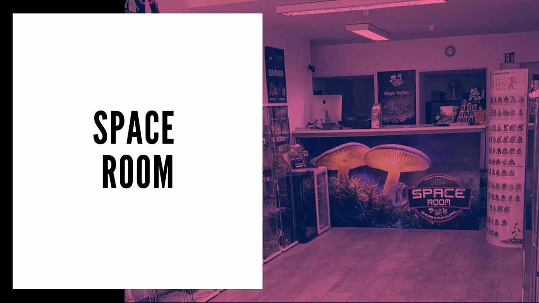 Space Room smartshop Groningen