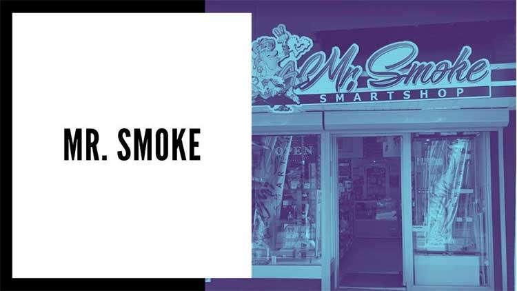 Mr. Smoke smartshop Emmen